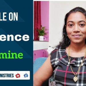 Bible on influence | Jashmine